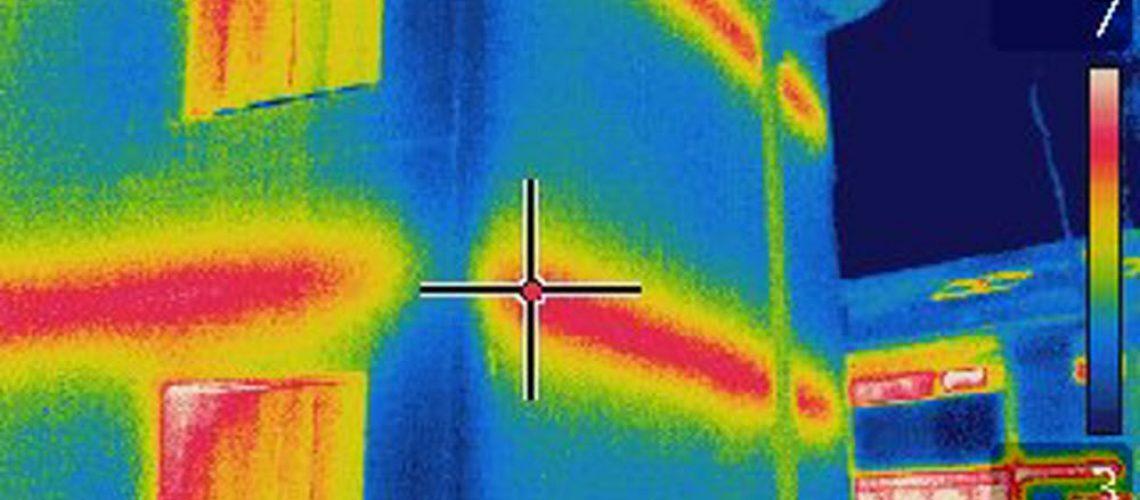 maison caméra thermique HD